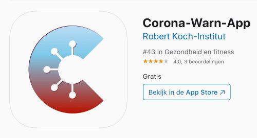 Corona App Deutschland In Nl