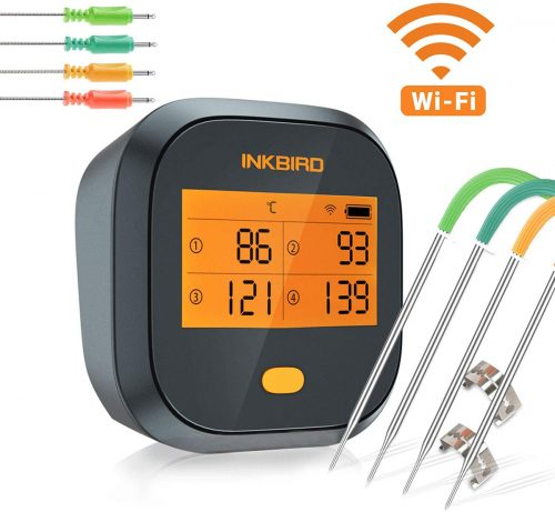 Inkbird IBBQ 4T Grill Thermometer