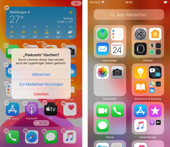 Ios 14 App Mediathek