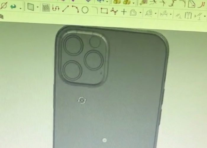 Iphone 12 In Cad Programm