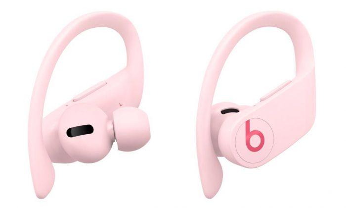 Powerbeats Pro Cloud Pink