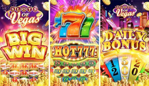 List of all konami slot machines
