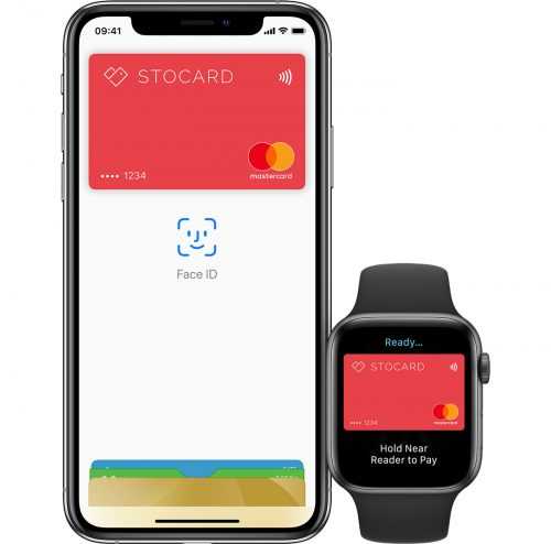 Stocard Apple Pay Iphone Und Apple Watch