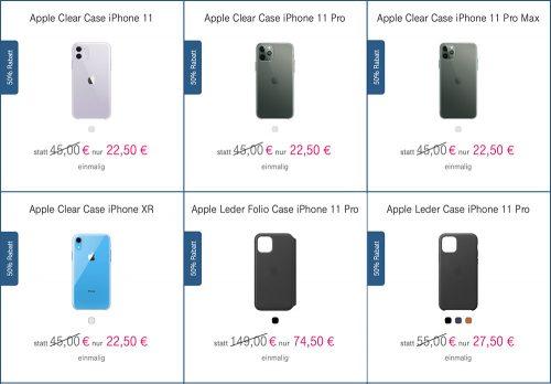 Telekom Apple Iphone Huellen Zum Halben Preis