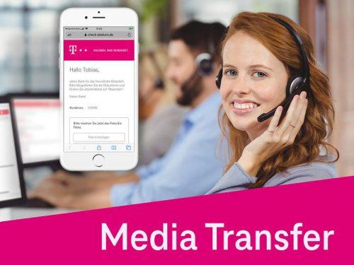 Telekom Media Transfer