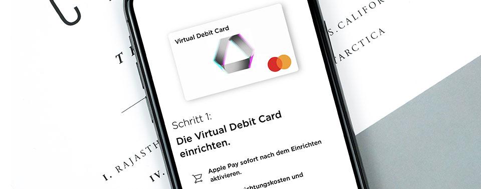 Apple Pay: Commerzbank mit Virtual Debit Card, bunq mit Update