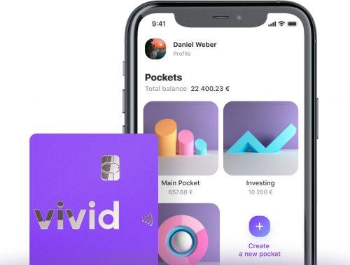 Vivid Money App And Card