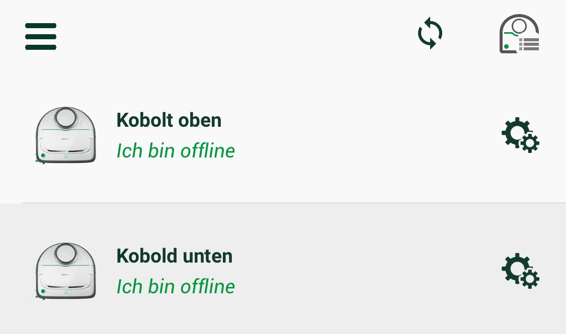 Vorwerk Kobold Geht Nicht Mehr An