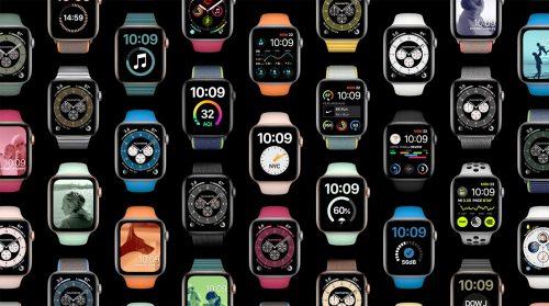 Watchos 7 Faces