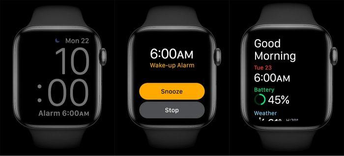 Watchos 7 Sleep