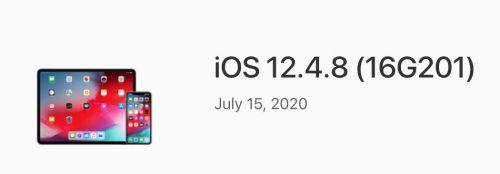 12 4 8 Update Iphone Ipad