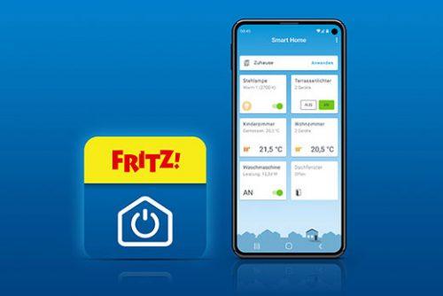 AVM FRITZApp Smart Home