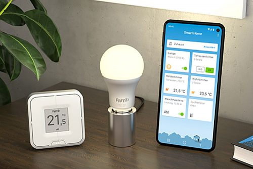 AVM FRITZDECT 440 Und 500 Und FRITZApp Smart Home Ambiente 1 520