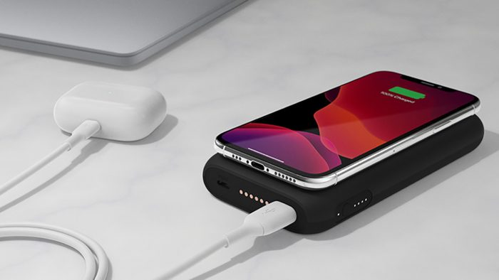 Belkin Portable Stand And Charger Mit AirPods