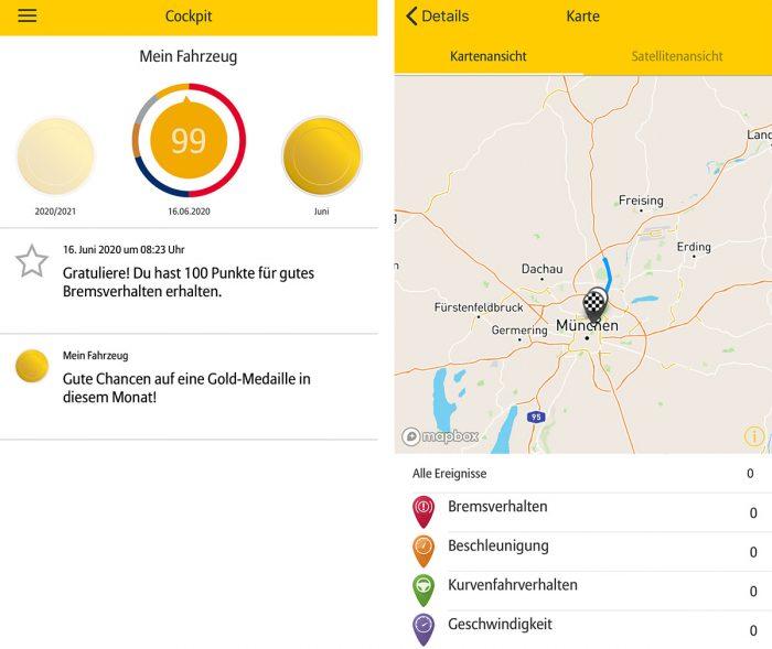 Adac Fahr Und Spar App