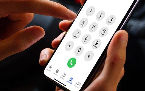 Anruf Mit Iphone