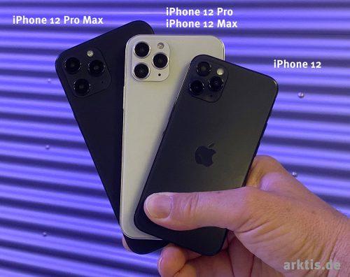 Arktis Iphone 12 Drei Dummies