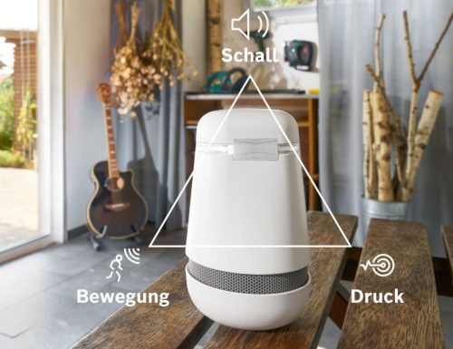 Bosch Spexor Alarmsystem