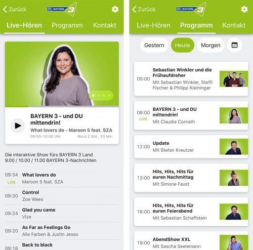Br Radio App Detail