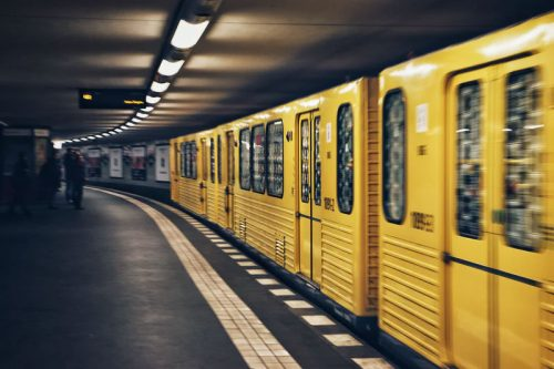 Empfang U Bahn Lte Unsplash
