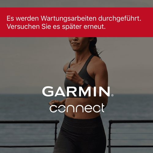 Garmin Connect Offline