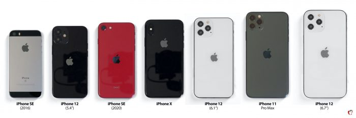 Iphone 12 Lineup