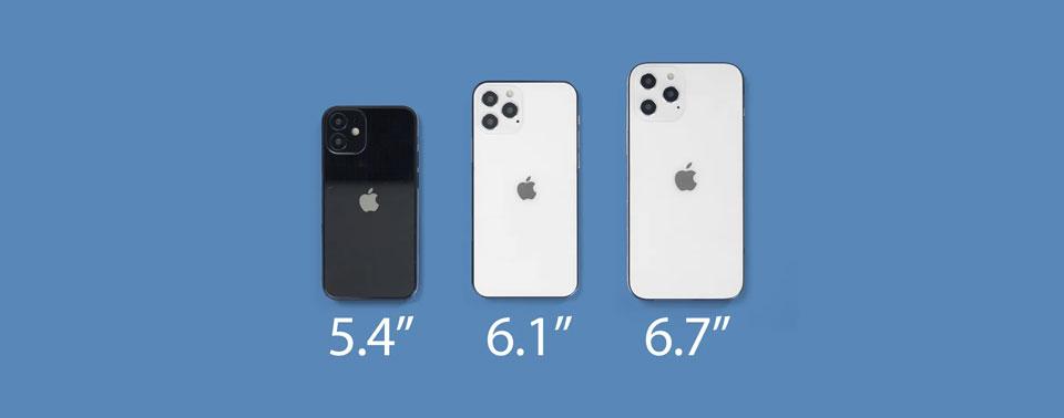 iPhone 12: Fast so klein wie das iPhone 5S
