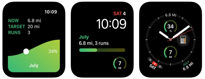 Runnergoal Apple Watch