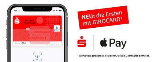 Sparkasse Apple Pay Mit Giro Karte