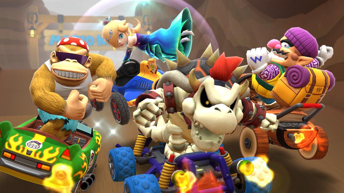 Super Mario Kart Kostenlos Spielen