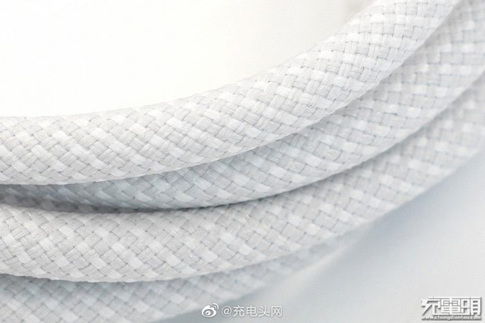 Textilkabel Iphone 12 4