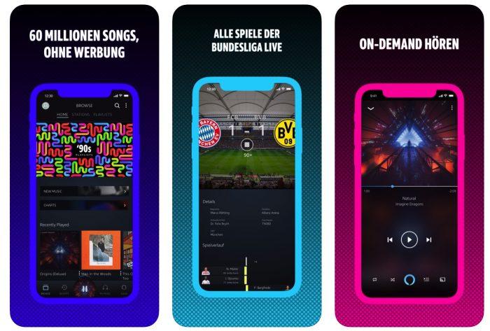 Amazon Musicc App