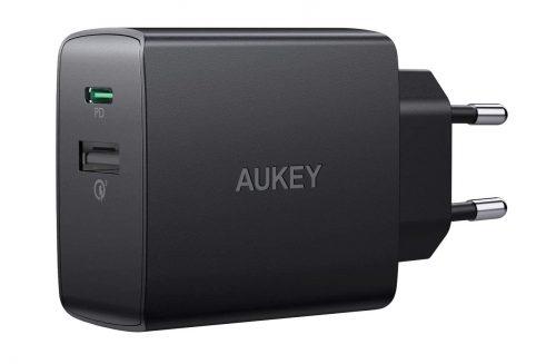 Aukey Usb C Dual Netzteil