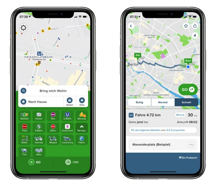 Citymapper Screenshot 1 1500