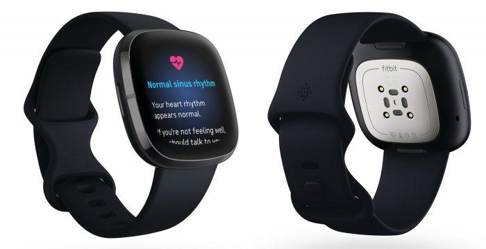 Fitbit Sense Sensoren