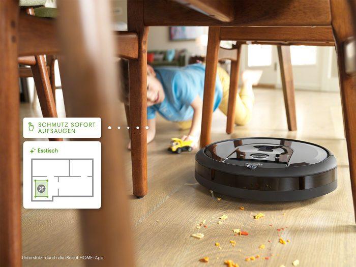 Irbot Home Jetzt Saugen Genius