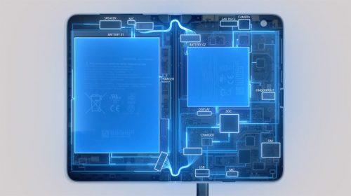 Microsoft Surface Duo Roentgen