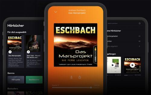Audioboosk By Deezer App