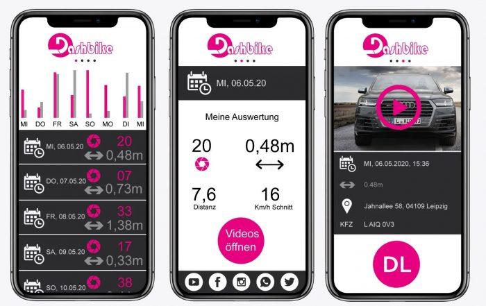 Dashbike App