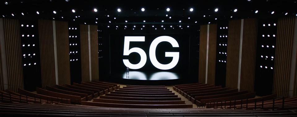 5G-Unterstützung als wichtigstes Verkaufsargument für das iPhone 12