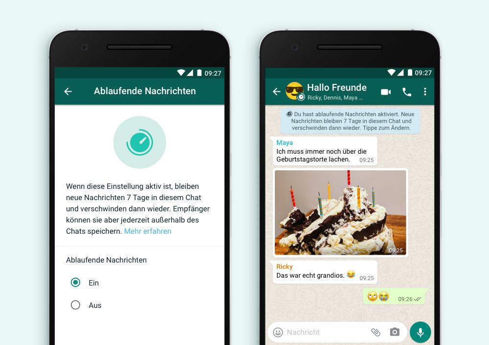 Whatsapp chat archiviert trotzdem nachrichten empfangen