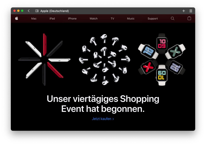 Black Weekend Apple Gravis Und Cyberport Zeigen Angebote Iphone Ticker De