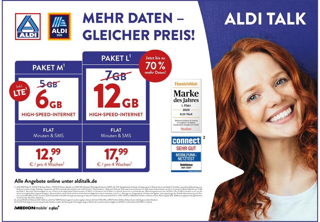 Aldi Talk Facebook