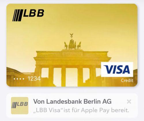 Lbb Berlin Amazon Visa Login