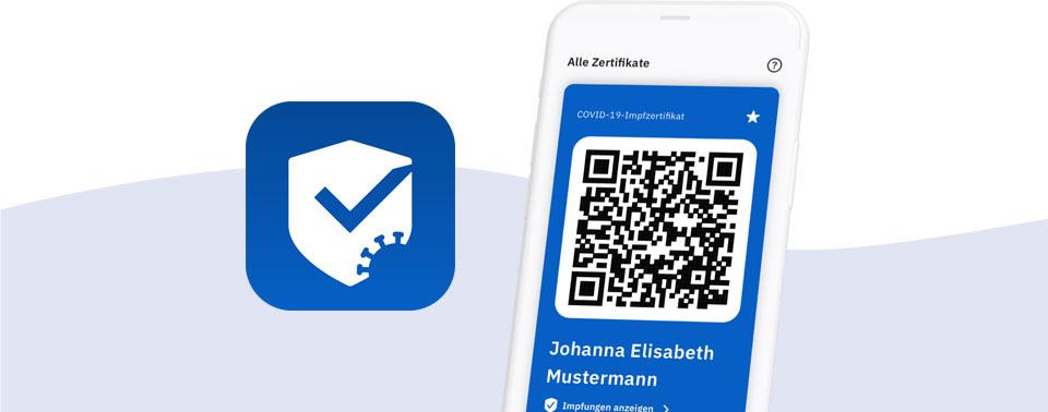 Πιστοποιητικό εμβολιασμού στη Γερμανία-CovPass