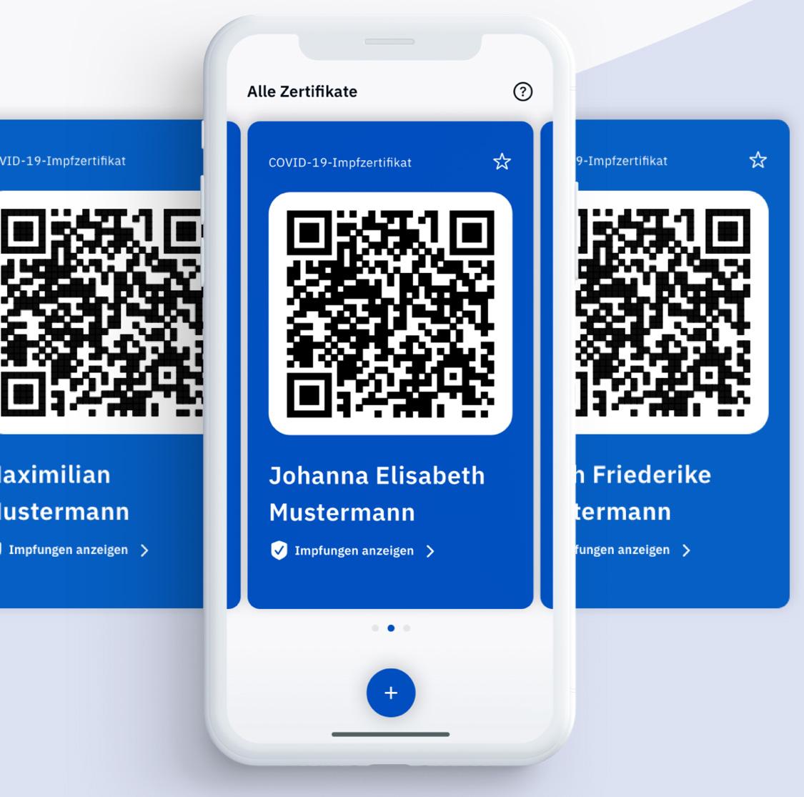 Covpass App Digitaler Impfpass Steht Zum Download Bereit Iphone Ticker De