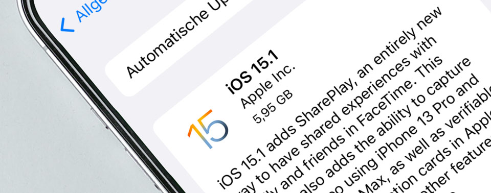 Das ist neu: iOS 15.1 und macOS Monterey im Anmarsch